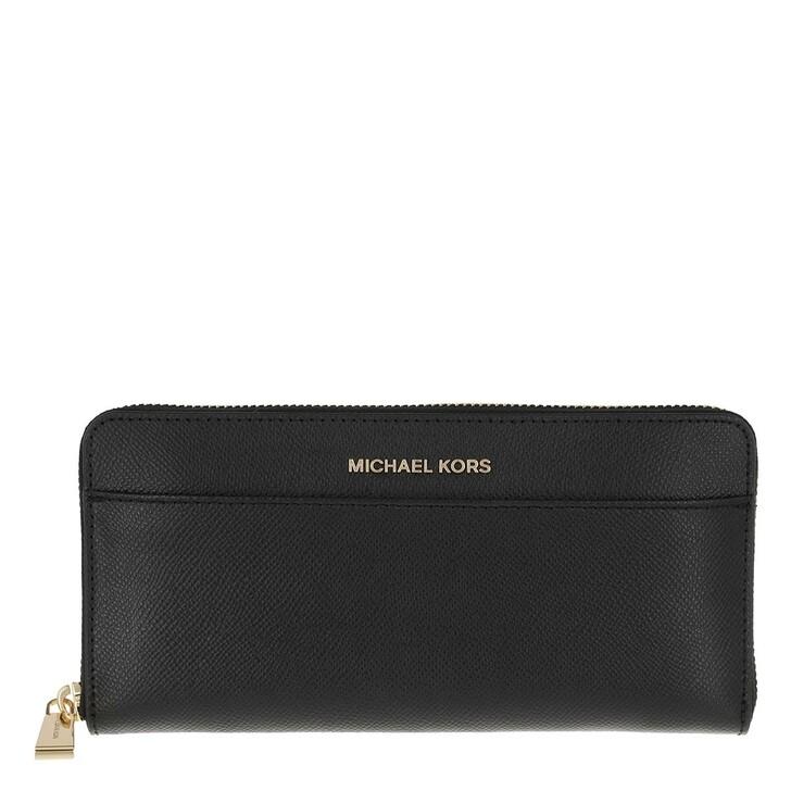 Smartphone/Tablet case (Case), MICHAEL Michael Kors, Jet Set Travel Pocket Continental Black