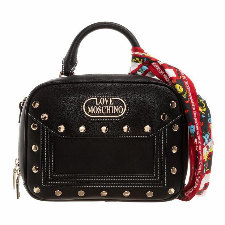 Handtasche, Love Moschino, Handbag Black