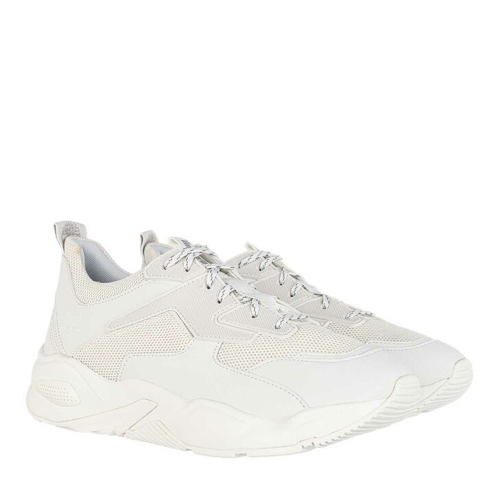 Schuh, Timberland, Delphiville Textile Sneaker  White