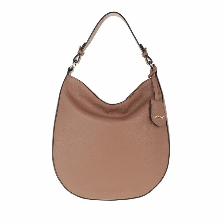 Handtasche, Abro, Shoulder Bag Ay Camel