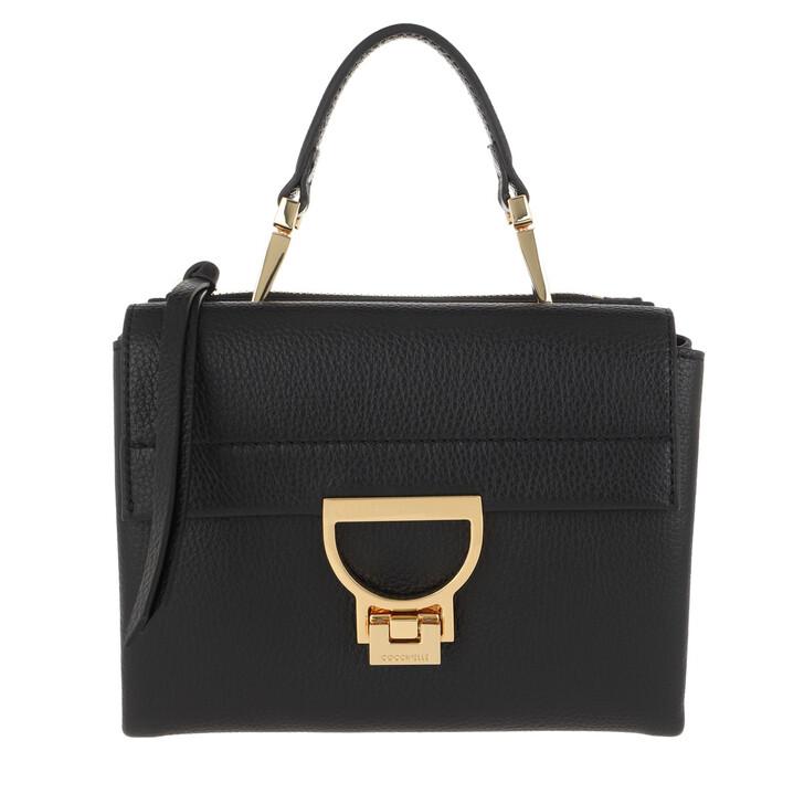 Handtasche, Coccinelle, Arlettis Crossbody Bag Noir