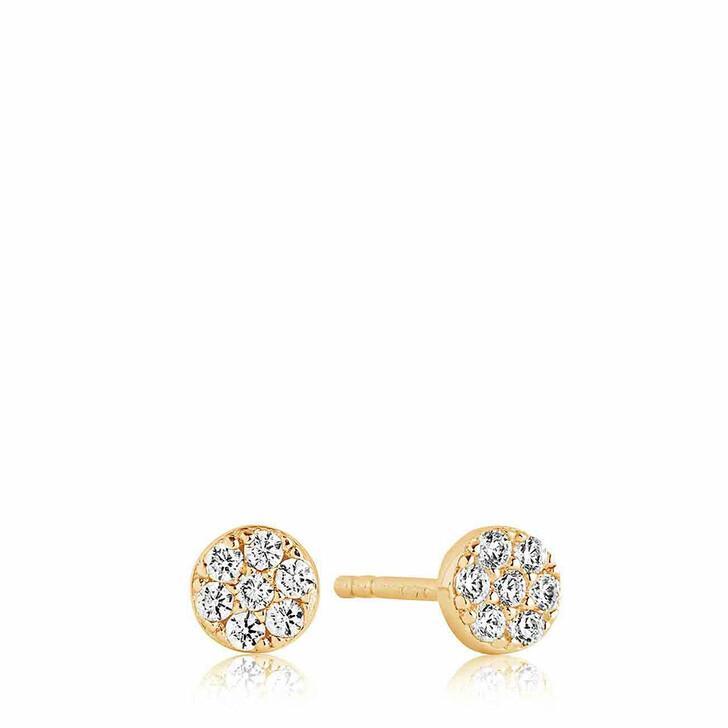 earrings, Sif Jakobs Jewellery, Cecina Earrings 18K Yellow Gold Plated