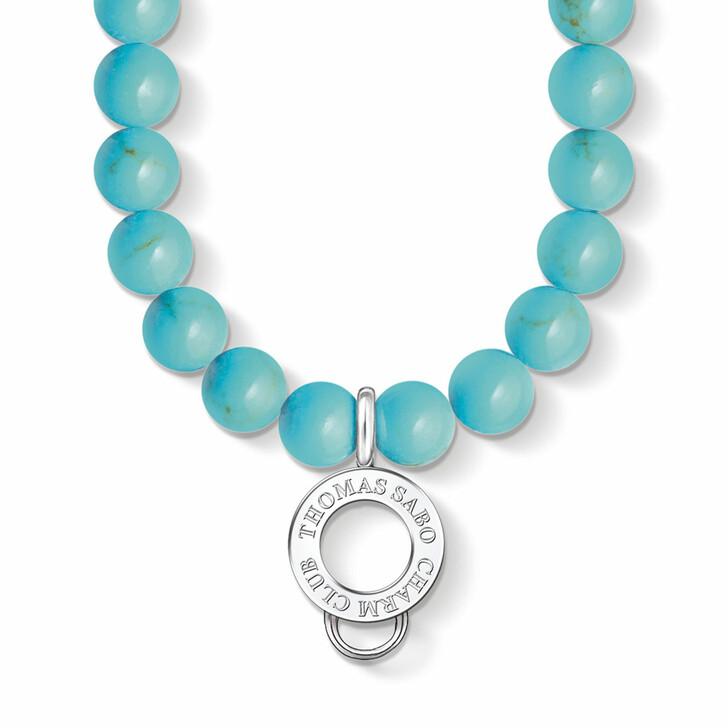 necklaces, Thomas Sabo, Charm Necklace Silver-Coloured