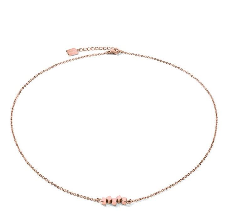 necklaces, COEUR DE LION, Necklace Rose Gold