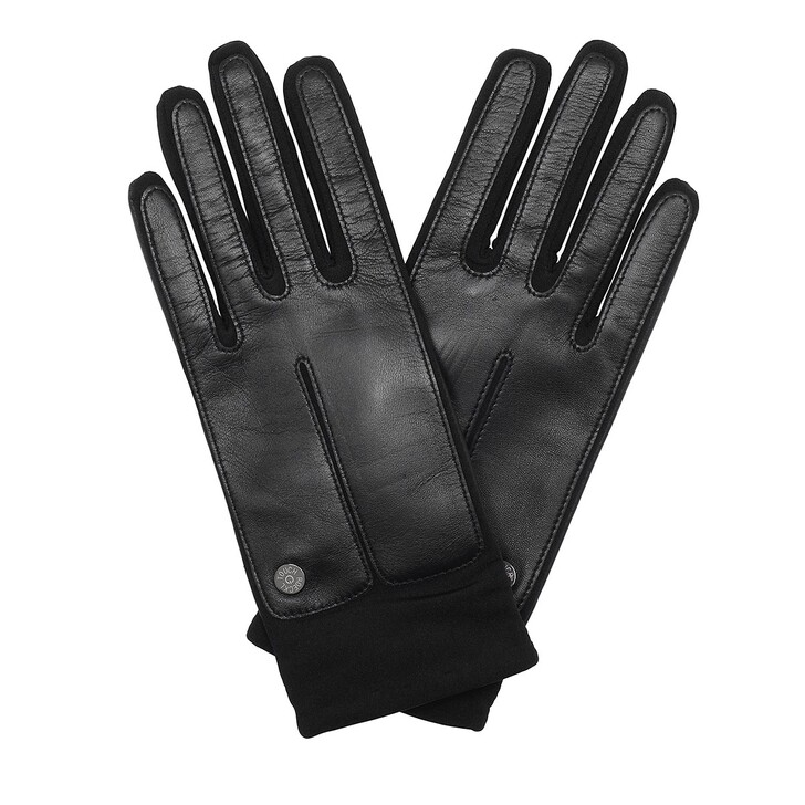 Handschuh, Roeckl, Stockholm Touch Gloves Black