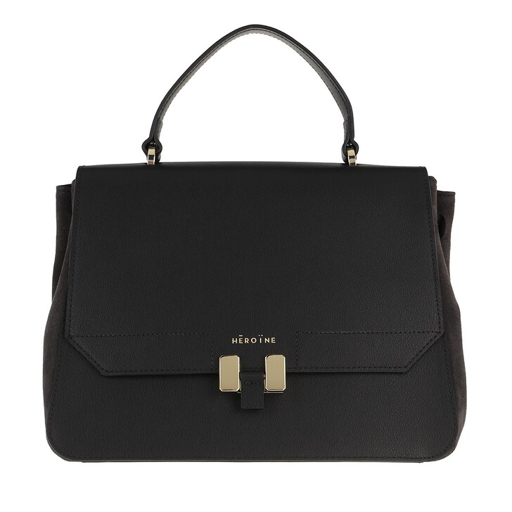 Reisetasche, Maison Hēroïne, Jane Business Bag Black
