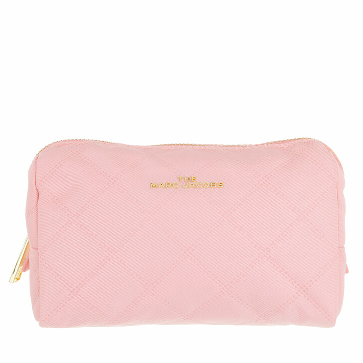 necessaires, Marc Jacobs, Triangle Make Up Bag Pixie Pink