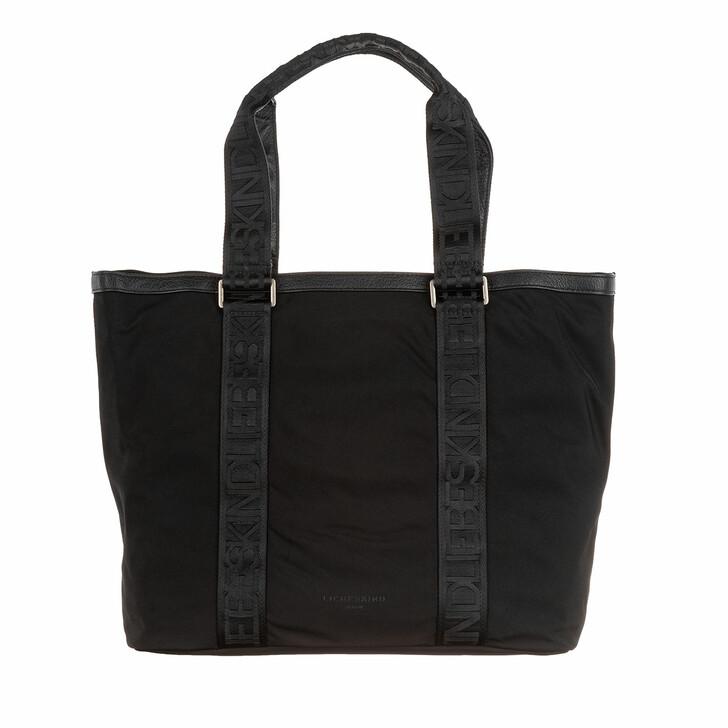 Handtasche, Liebeskind Berlin, Oak 2 Shopper Large Black