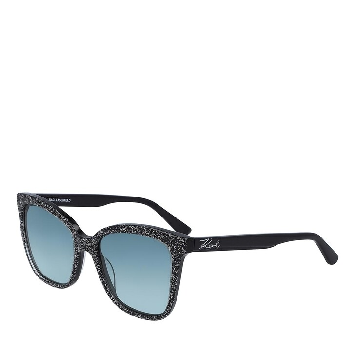 sunglasses, Karl Lagerfeld, KL988S BLACK GLITTER
