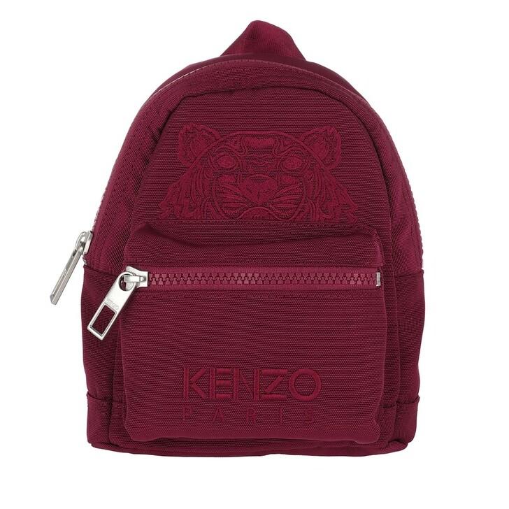 Reisetasche, Kenzo, Backpack Magenta