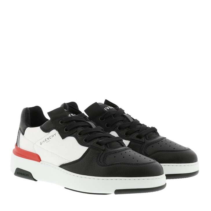 Schuh, Givenchy, Wing Sneaker Black/White