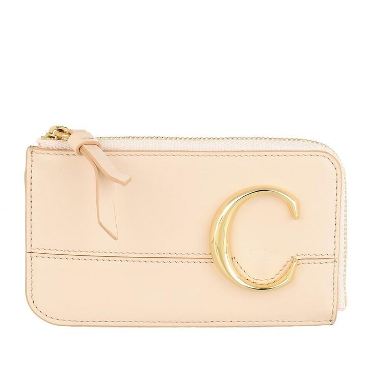 Geldbörse, Chloé, C Small Purse Softy Pink