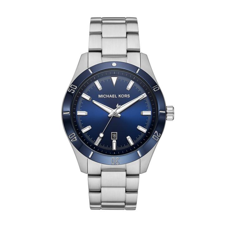 watches, Michael Kors, Layton Watch Silver