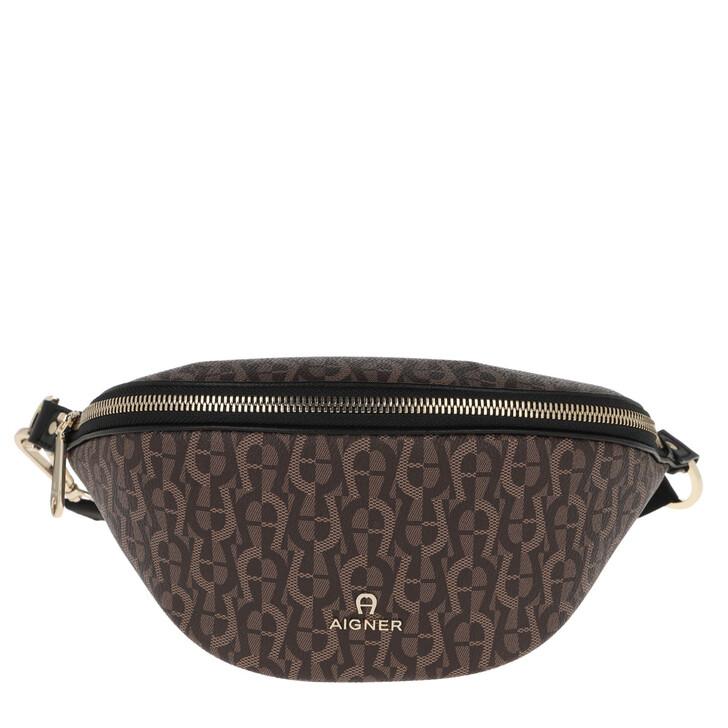 Handtasche, AIGNER, Zoe Belt Bag Fango