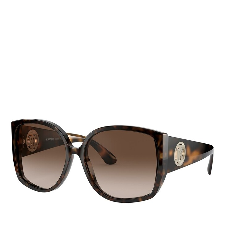 Sonnenbrille, Burberry, AZETAT WOMEN SONNE DARK HAVANA