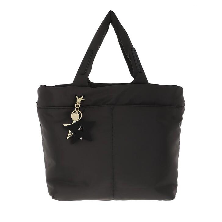Handtasche, See By Chloé, Joy Rider Tote Bag Minimal Grey