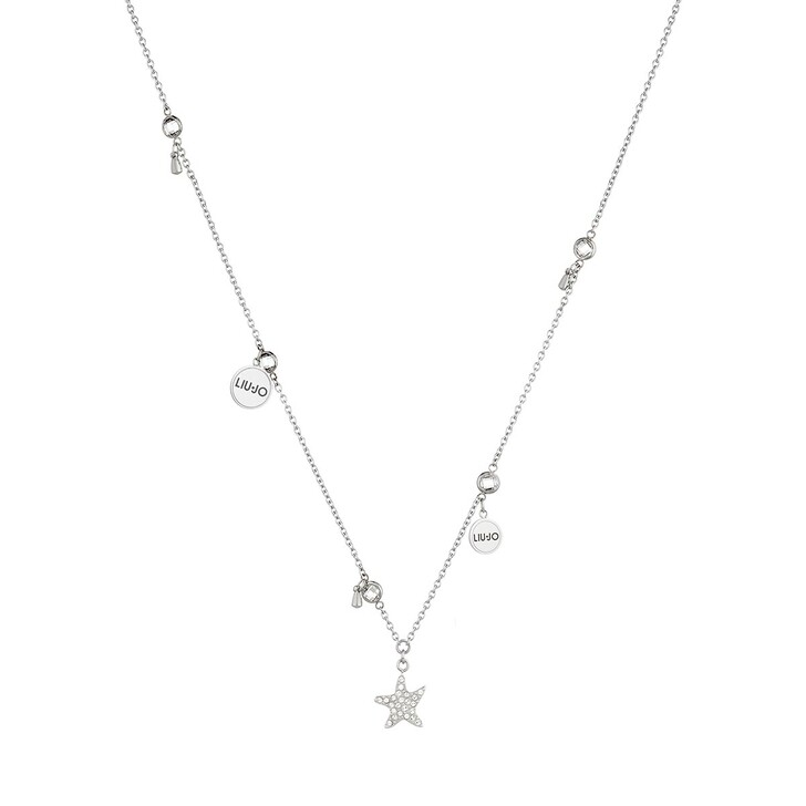 Kette, LIU JO, LJ1483 Stainless steel Necklace Silver