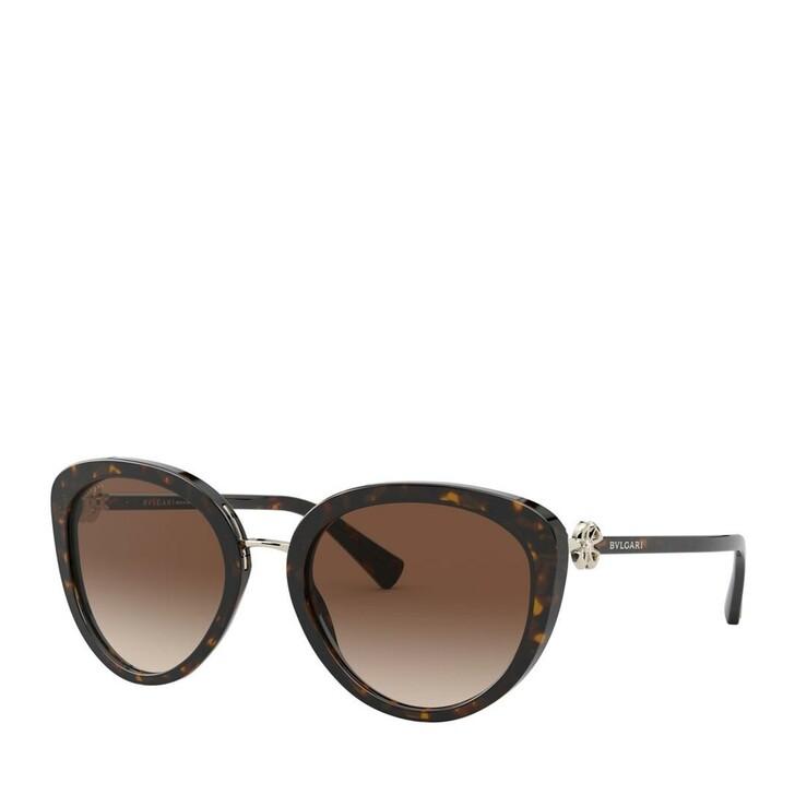 sunglasses, BVLGARI, Women Sunglasses Dolcevita 0BV8226B Dark Havana