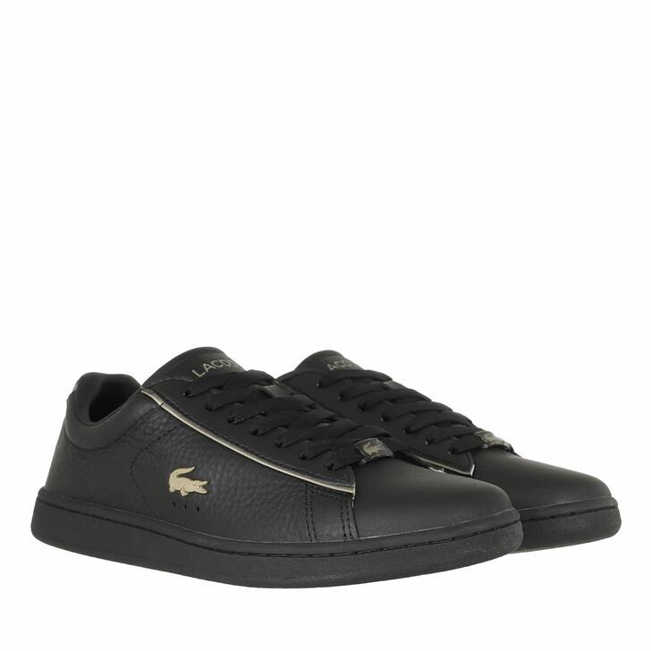 Schuh, Lacoste, Carnaby Evo Sneaker Black