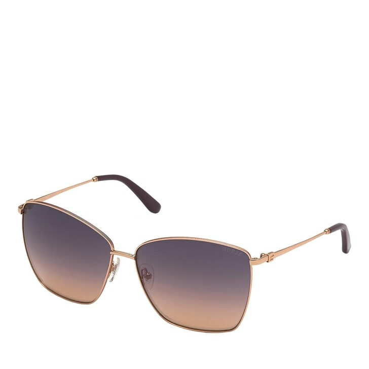 Sonnenbrille, Guess, GU7745 Rose Gold/Violet