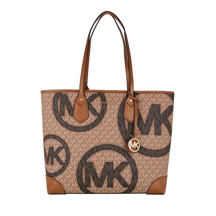bags, MICHAEL Michael Kors, Eva Large Tote Luggage Multi