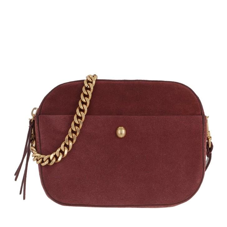 Handtasche, Coccinelle, Cocci Tote Leather  Marsala