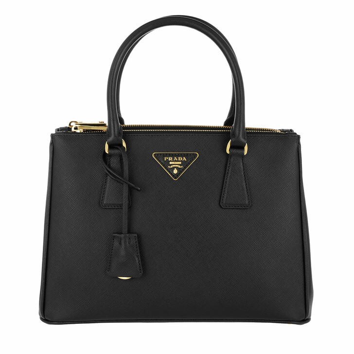 Handtasche, Prada, Galleria Tote Bag Small Nero