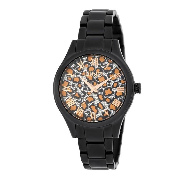 Uhr, LIU JO, TLJ1824 Hoda Quartz Watch Black
