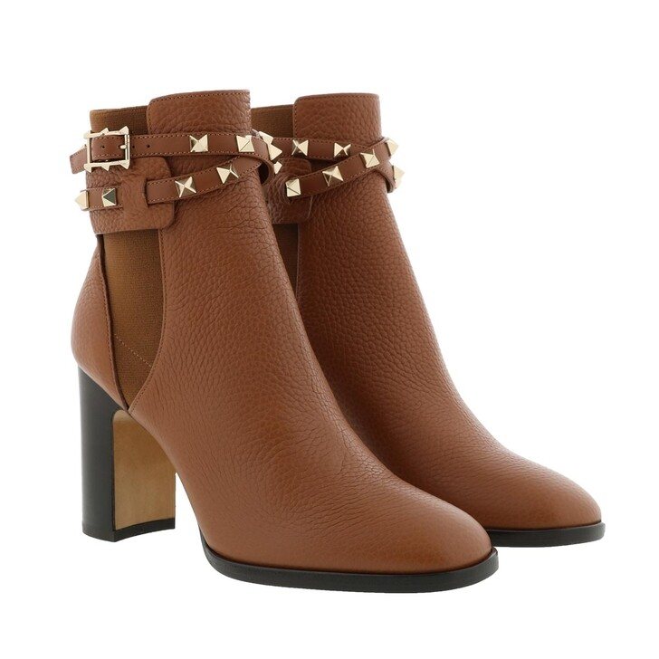 shoes, Valentino Garavani, Rockstud Boots Selleria