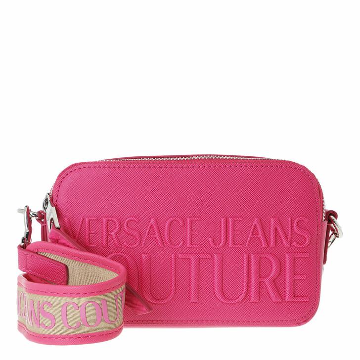 Handtasche, Versace Jeans Couture, Mini Crossbody Bag Fuxia