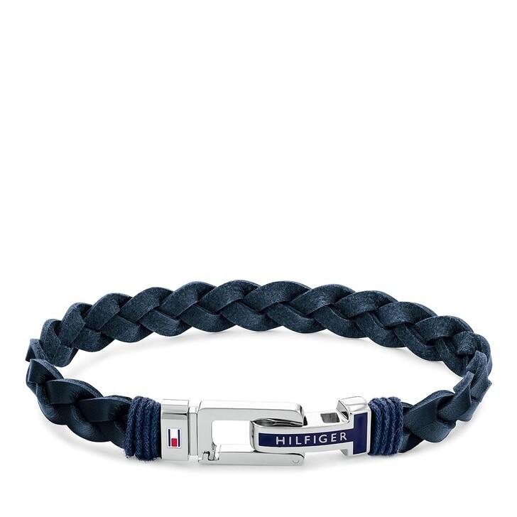 bracelets, Tommy Hilfiger, Bracelet Blue