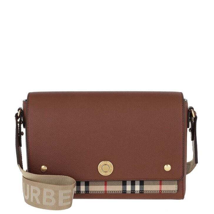 Handtasche, Burberry, Crossbody Bag Tan