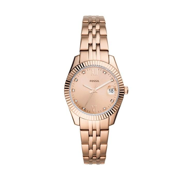 Uhr, Fossil, Scarlette Mini Watch Rosègold