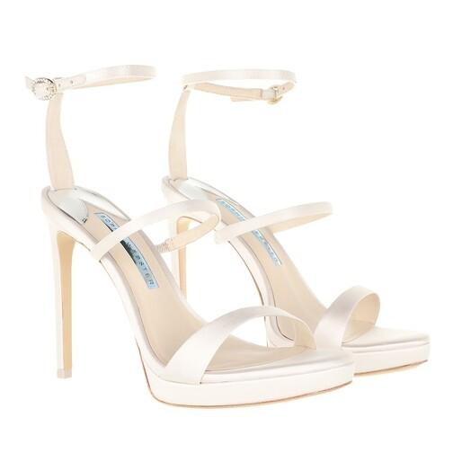 sophia webster -  Pumps & High Heels - Rosalind Platform - in beige - für Damen