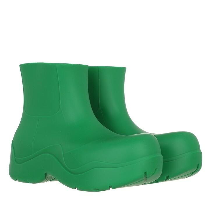 shoes, Bottega Veneta, Puddle Boots Grass