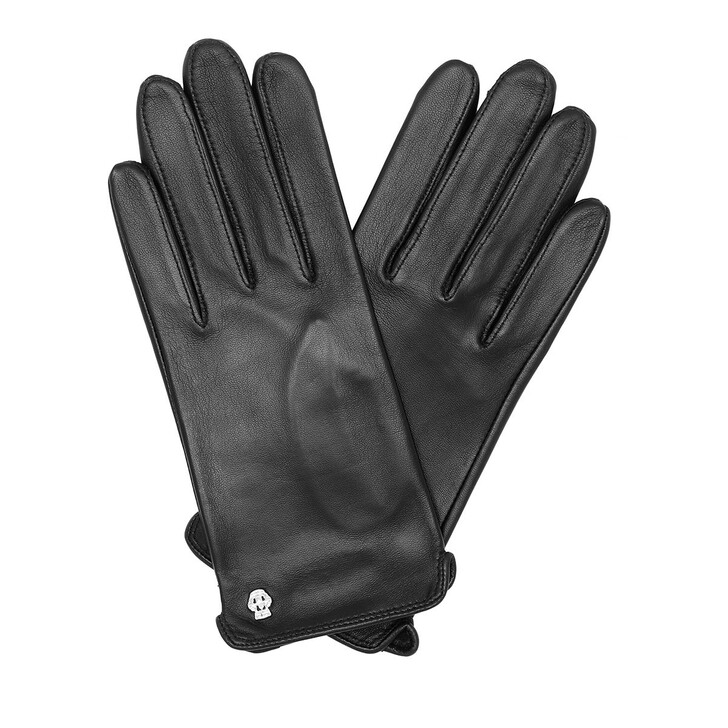 gloves, Roeckl, New York Gloves Black