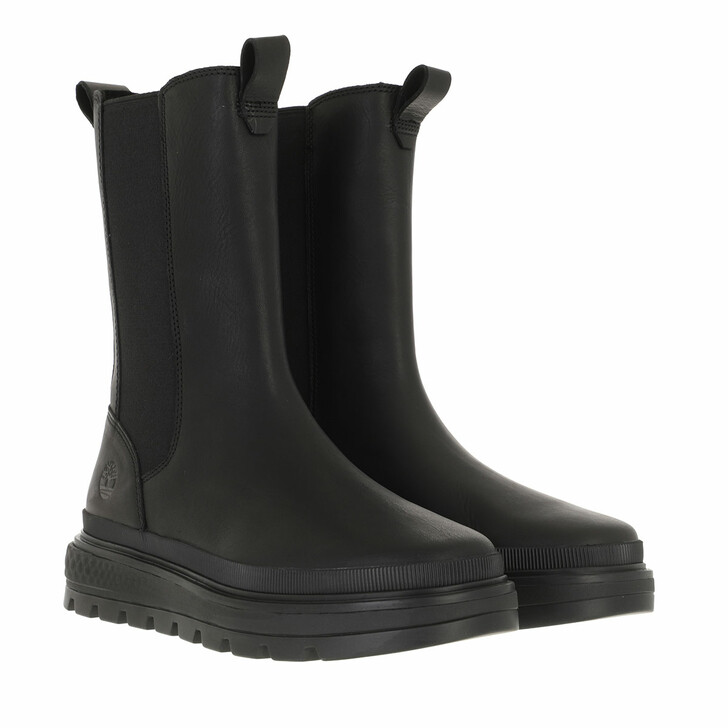 shoes, Timberland, Ray City Combat Chelsea Boot  Black