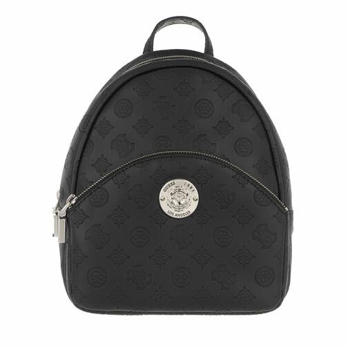 guess -  Rucksack - Dayane Backpack - in schwarz - für Damen