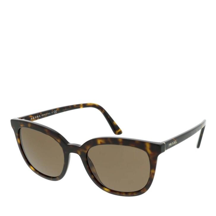 sunglasses, Prada, 0PR 03XS Havana