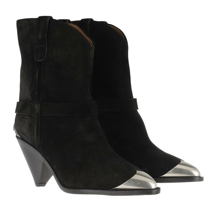 Schuh, Isabel Marant, Limza Boots Black