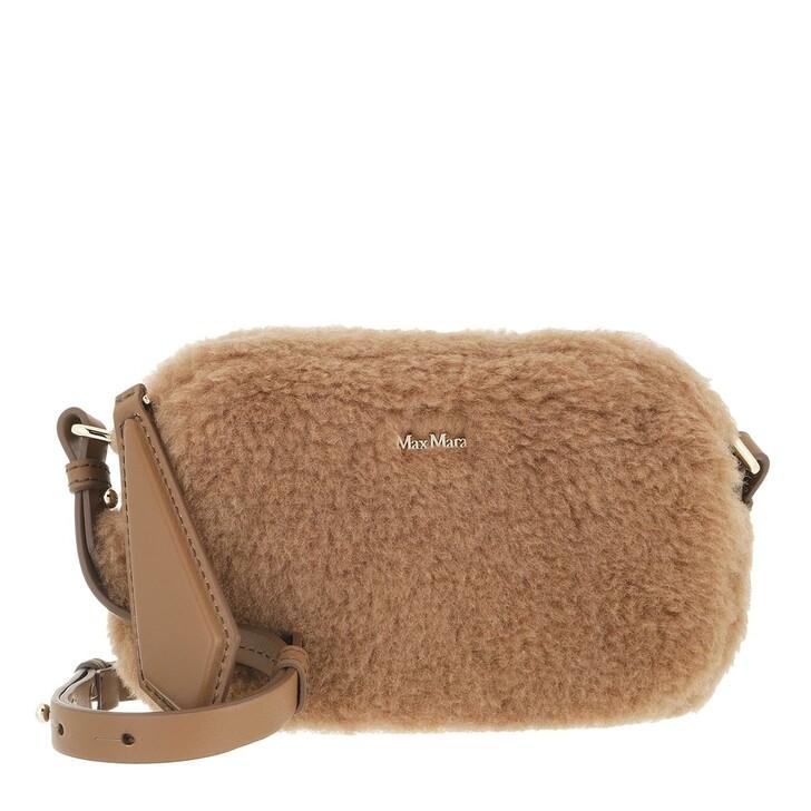bags, Max Mara, Camera Bag Cammello