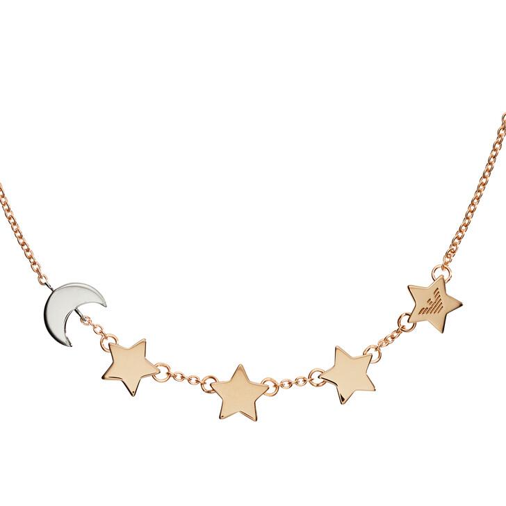 necklaces, Emporio Armani, EG3363221 Chain Roségold/Silver