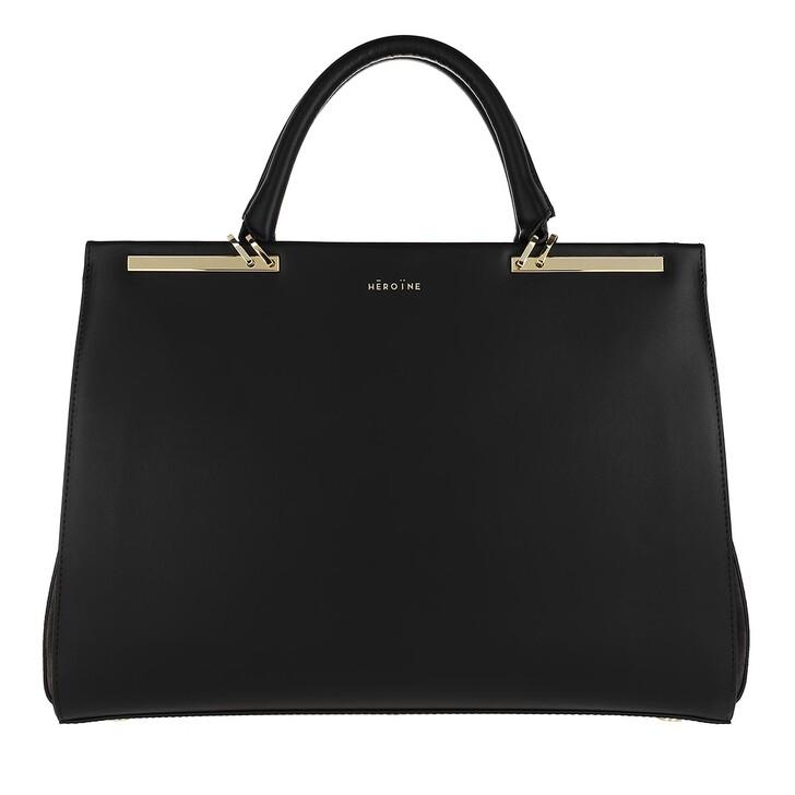 Handtasche, Maison Hēroïne, Claire Laptop 13 Black