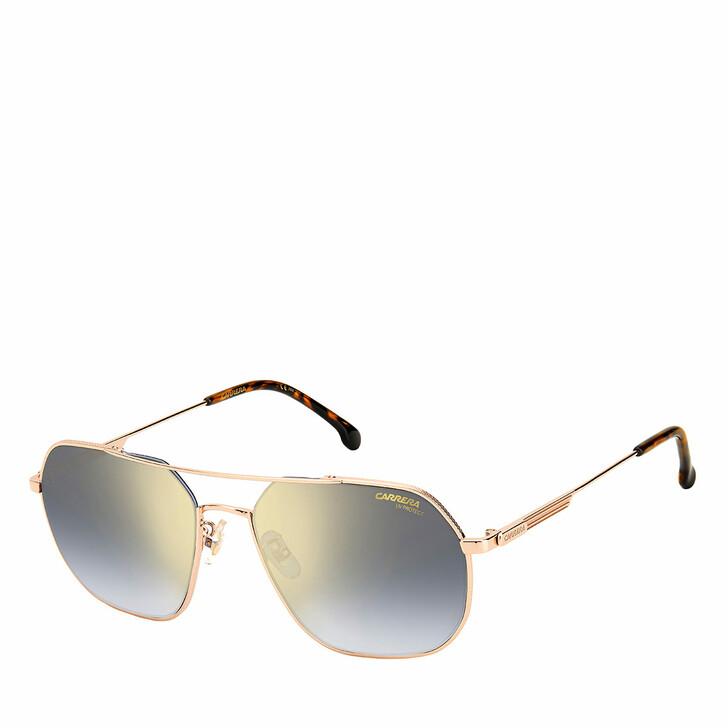 Sonnenbrille, Carrera, CARRERA 1035/GS Gold/Copper