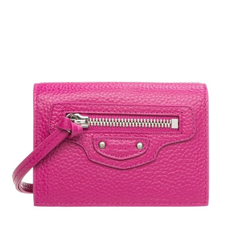 Geldbörse, Balenciaga, Wallet Pink
