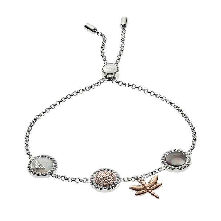 Armreif, Emporio Armani, EG3350040 Bracelet Silver