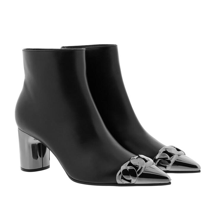 Schuh, Casadei, Malleolo Lovec Boots Black