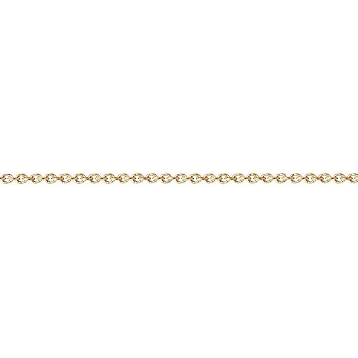 necklaces, Julie Julsen, Anchor Chain Gold