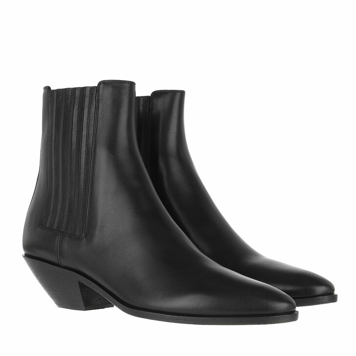 Schuh, Saint Laurent, West 45 Chelsea Boots Nero
