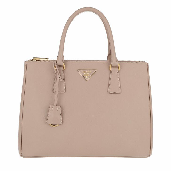 Handtasche, Prada, Galleria Tote Bag Saffiano Lux Cipria